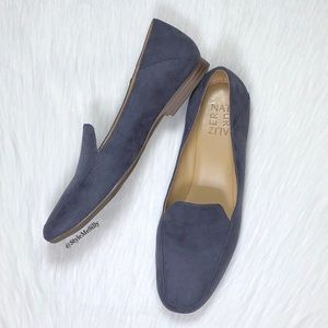 """Naturalizer gray blue """"Kate"""" loafers"""